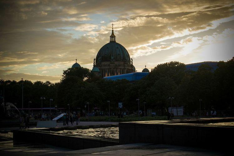 Berlin unterm Fernsehturm