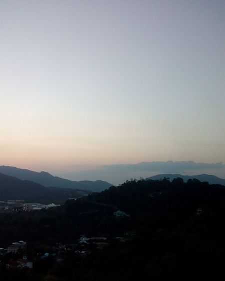 «»Twilight«» Beauty In Nature Outdoors Mountain Astronomy Tranquility Landscape Discoverphuket