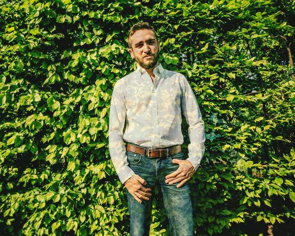 Spring + Boy Spring Boy BoysBoysBoys Green Leaves Transparent Today's Hot Look Model EyeEm Best Shots - People + Portrait Color Portrait Better Together