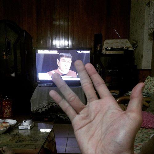 R.I.P. Spock Spock Startrek Leonardnimoy