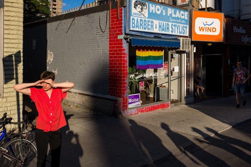 Toronto, July 2016. Street Streetphotography Street Photography Toronto Toronto Pride Fuji FujiX100T X100t Grownupboy