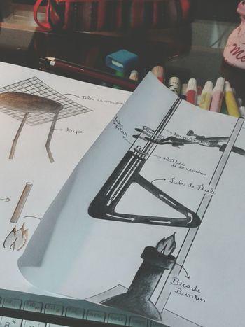 Draw Art Chemistry