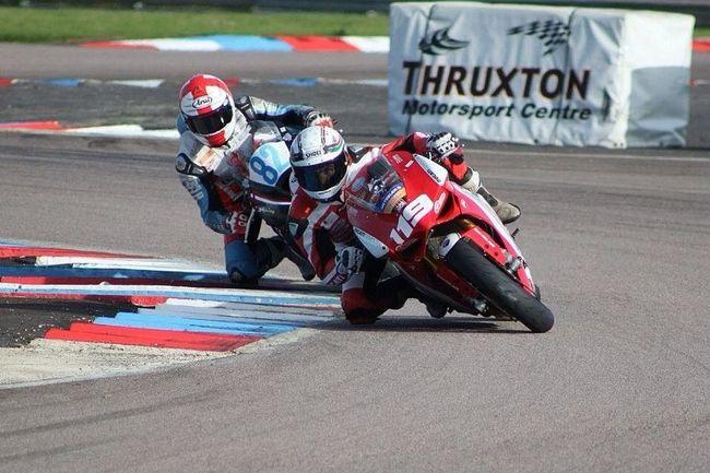 Motorcycles Motorsports Thruxton