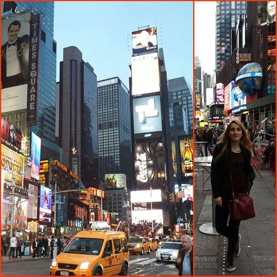 TimesSquare NYC Newyork Nofilter