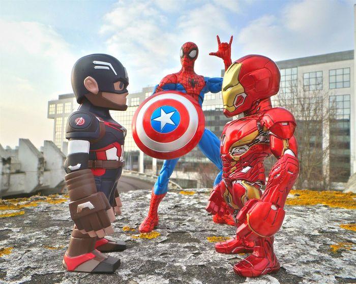 Underoos ! Hâte de voir Spider Man dans Captainamerica Civilwar !!! TeamIronMan x TeamCap 😃 Ironman Touma Marvel Disney