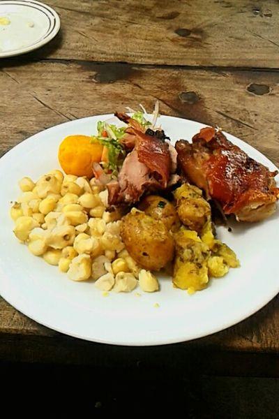 Delicioso!!.. Tipicalfood Ecuadorianfood