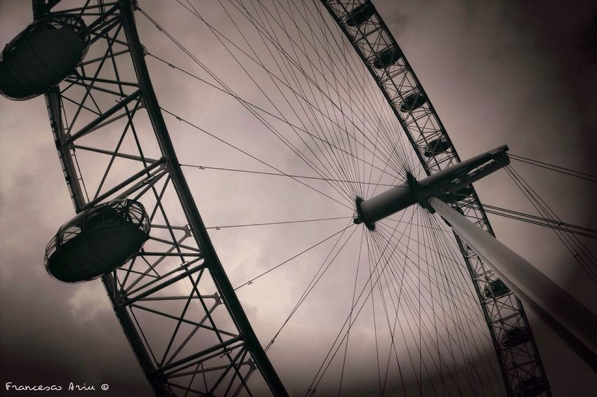 London Eye is watching you!