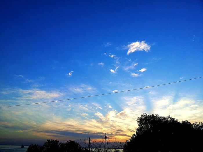 Sky_collection Skyporn EyeEm Best Edits Sunset #sun #clouds #skylovers #sky #nature #beautifulinnature #naturalbeauty #photography #landscape