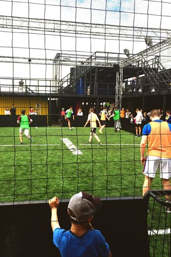 3v3 Soccer Soccer⚽ Leisure Activity Small Group Play Micro Soccer Fun Live For The Story