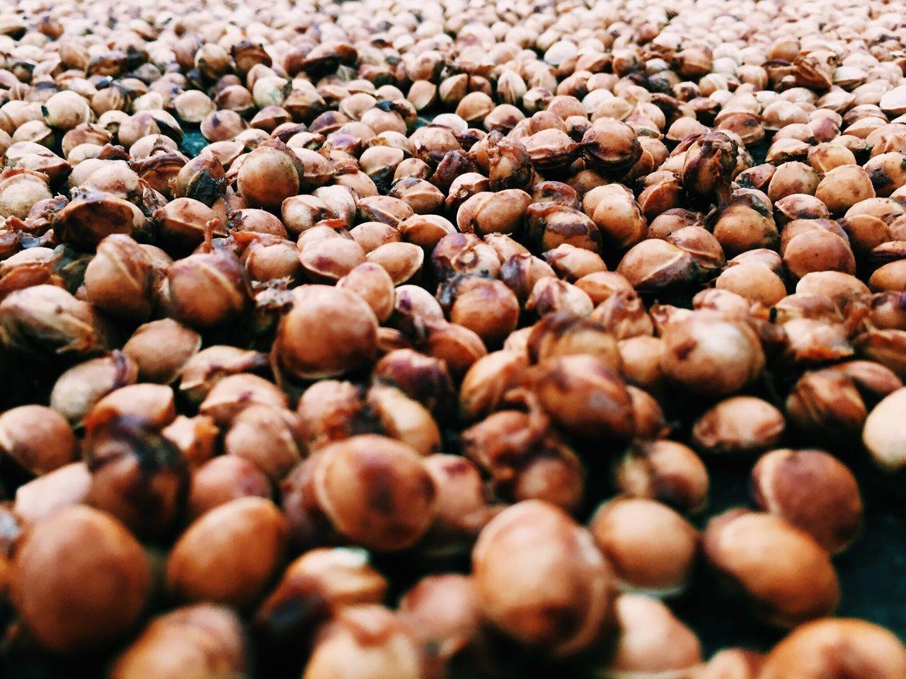 caffeine-rich nuts