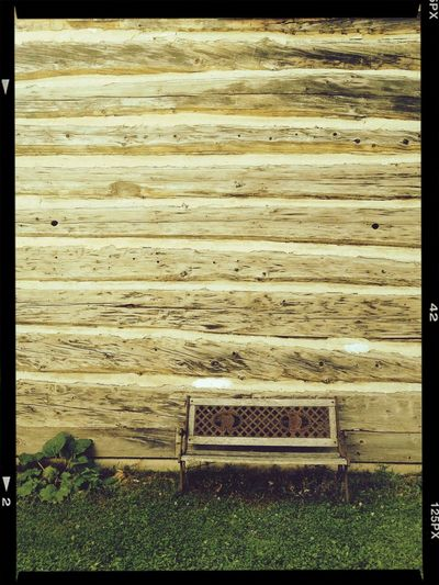 Wall Wooden House an old wooden wall