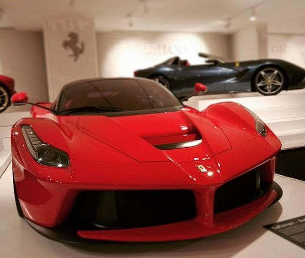 Ferrari LaFerrari Scuderiaferrari Museoferrarimaranello Hypercar Rossoferrari Rosso Rossocorsa Maranello SF HuaweiP8 Huawei Bestiachebella