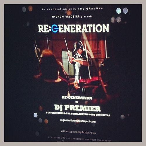 wow love this! #nowplaying #djpremiere #nas #regeneration #berkleysymphonyorchestra Regeneration Nowplaying Nas Berkleysymphonyorchestra Djpremiere