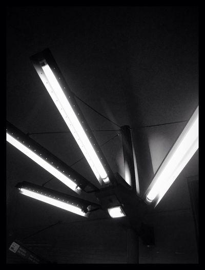 Subway Metro Paris Lampes