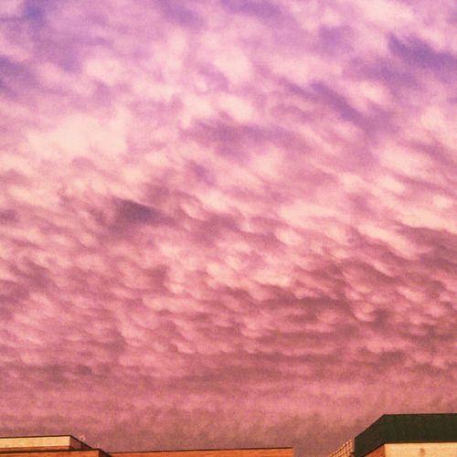 Calm after the storm Weatherpics Clouds Mamatusclouds ReadingPA