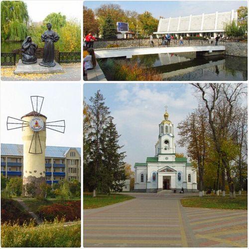 Photogrid миргород украина путешествие Ukraine mirgorod travel
