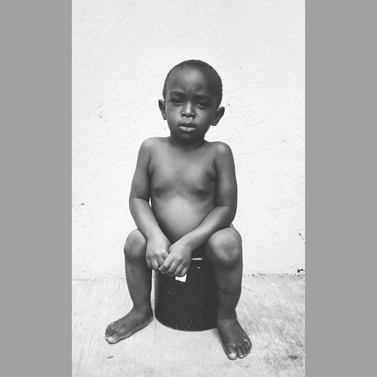 "Fundamental Human Right. Photo: Enoch ""Robot Boy"" Appiah Jr. (©2015) My nephew, exercising his basic Human Right. Pooping. PS: I'm sure he's gonna beat me when he grow up. AndroidPhotography Wallportrait FreetoPoop Ghana360 Kumasi"