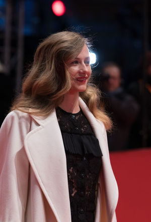 Berlin, Germany - February 24, 2018: Belgian actress Cecile de France attends the closing ceremony during the 68th Berlinale International Film Festival Berlin at Berlinale Palast AWARD Closing Ceremony Film Festival Portrait Of A Woman Woman Actress Arts Culture And Entertainment Belgian  Berlinale Berlinale 2018 Berlinale Festival Berlinale2018 Cecile De France Entertainment Entertainment Event Happiness Looking At Camera Mass Media One Person People Portrait Posing Posing For The Camera Red Carpet Red Carpet Event