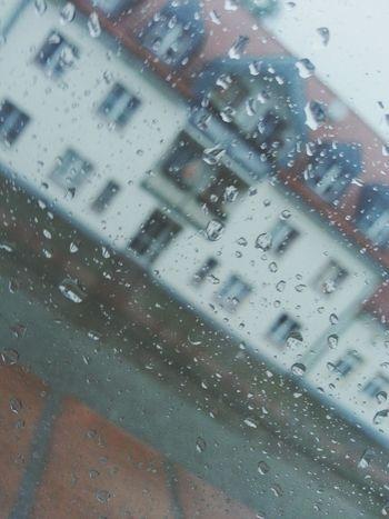 Rainy day (: Rain Gewitter ⚡️ Relaxing