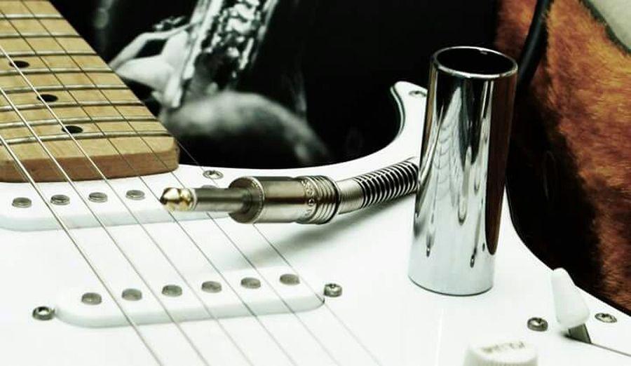 Slide Guitar Slide Guitar Fender Stratocaster Fender Jazz Blues Art Canon 7D Make It Yourself
