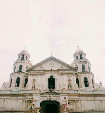 Catholic Church Church Basilica Nazareno Quiapo Faith Mybestphoto2015 Eyeem Philippines My Favorite Photo The Great Outdoors - 2016 EyeEm Awards The Architect - 2016 EyeEm Awards
