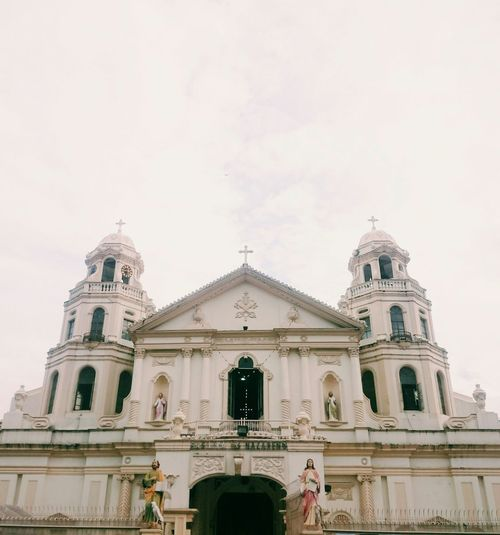 Catholic Church Church Basilica Nazareno Quiapo Faith Mybestphoto2015 Eyeem Philippines My Favorite Photo The Great Outdoors - 2016 EyeEm Awards The Architect - 2016 EyeEm Awards