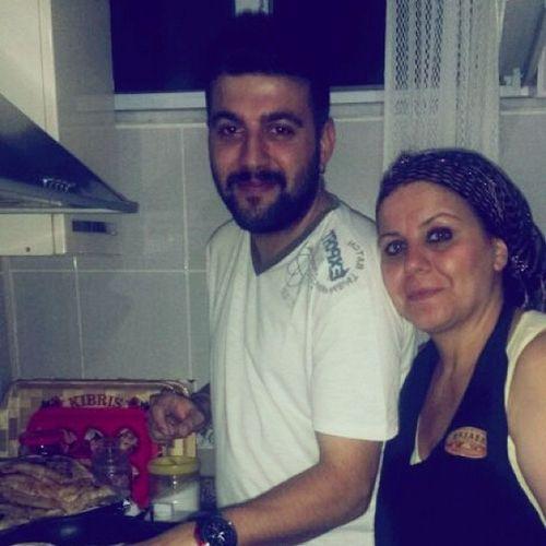 Annemin Elinden çıkan Enfes katmerleri pişirmek bana düştü instaphoto instaworld