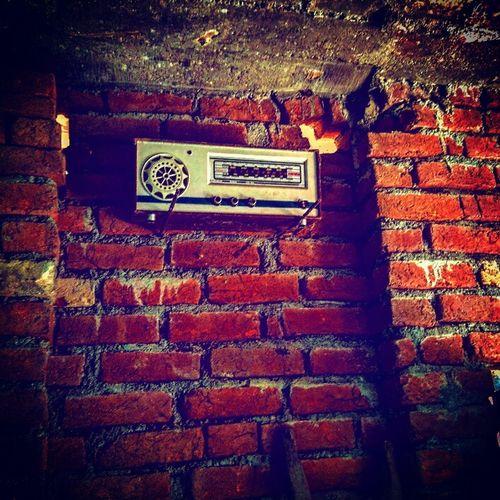 radio Radio Oldhouse Photograpy First Eyeem Photo