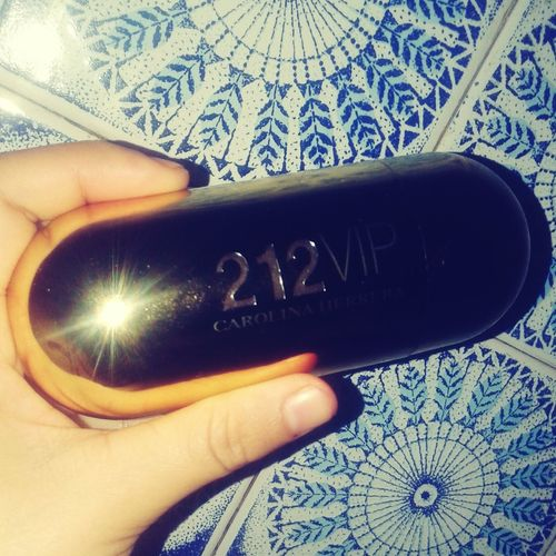 New parfum i love ittttt Human Hand One Person 212vipwomen Carolinaherrera
