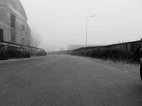 Serravalle Scrivia Nebbia Ruderi