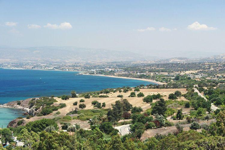 Nature Landscape Sea Sky Nofilter Cyprus