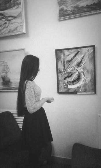 Girls That's Me Art Portrait
