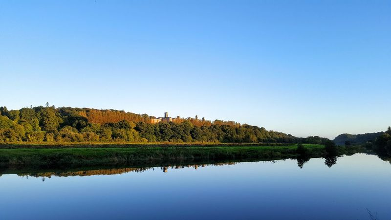 The beautiful river Slaney...