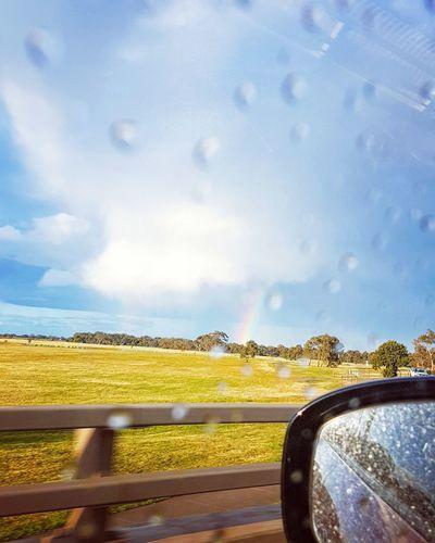 Cloud - Sky Nature Sky Beauty In Nature Scenics Melbourne Evening EyeEm Best Shots WeekOnEyeEm The Week On EyeEm Enjoying Life Aroundtheworld Rain Rainbow Rainbow Colors Rainbow Sky Sunlight Eyeemmarket Sunlight, Shades And Shadows EyeEm Gallery Travel Destinations EyeEmSelect Been There. Travel Done That.