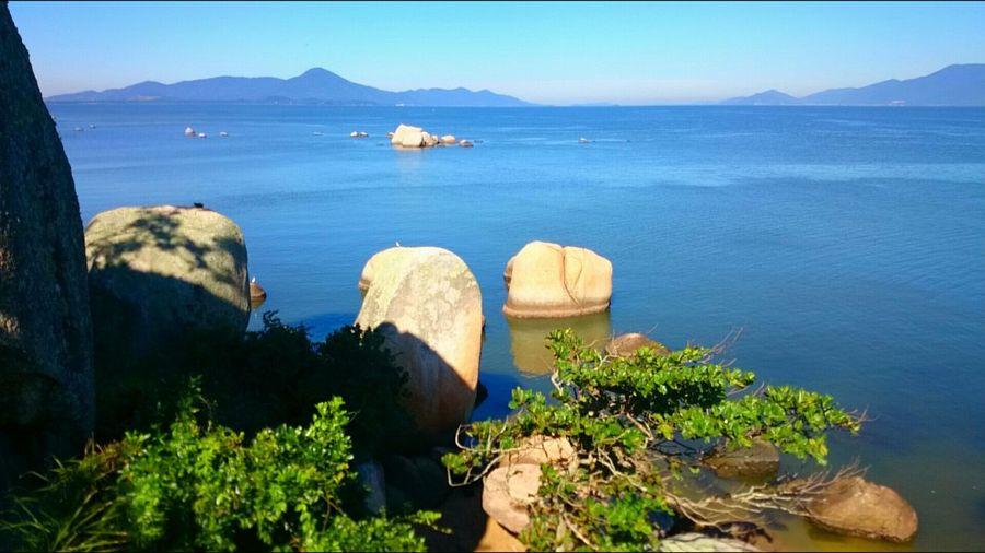 Sea And Sky Sky Collection Urban Nature Santa Catarina Relaxing Taking Photos