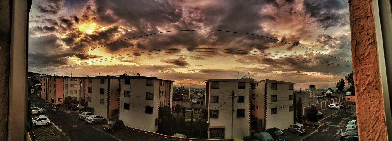 Dramatic Sky Cloud - Sky Sky Sunset No People Built Structure Building Exterior Outdoors Architecture Nature Day Beauty In Nature Full Frame CDMX. Backgrounds Tlalpan Atardeceres Con Encanto Multi Colored Atardecer En Mí Cielo Atardece Sunset Lovers Sunset_collection Sunrise_sunsets_aroundworld Sunlight And Shadow Sunset And Clouds