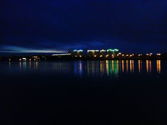 Belarus. Minsk Biutifull Photo Like Relaxing Evening Walk First Eyeem Photo