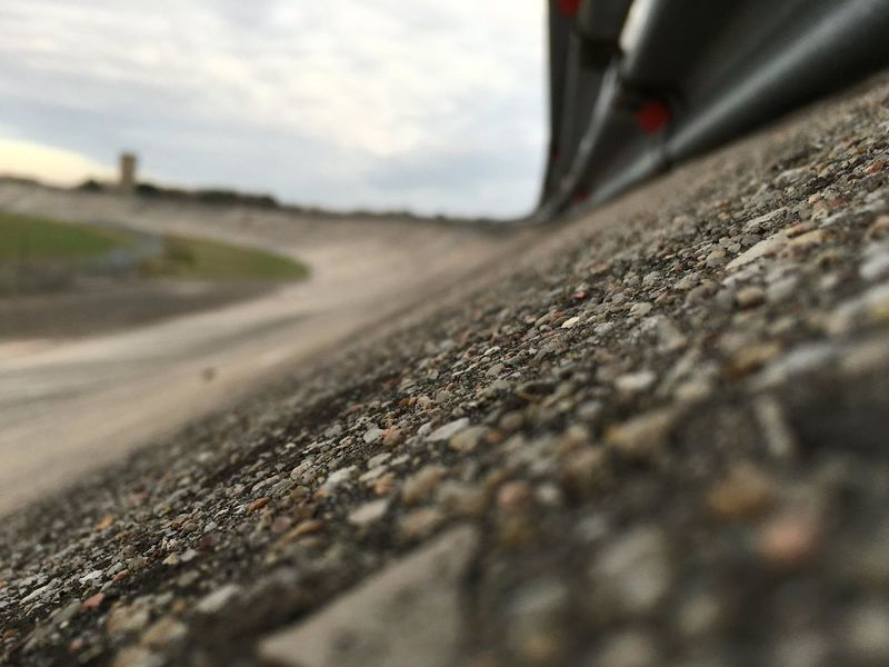 Autodrome Close-up Day Monthlery No People Outdoors Railroad Track Sky Transportation
