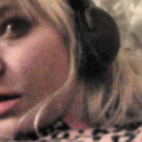 Self Portrait Selfie Crazy Eyes...but I Luv Them Blue Eyes #molly
