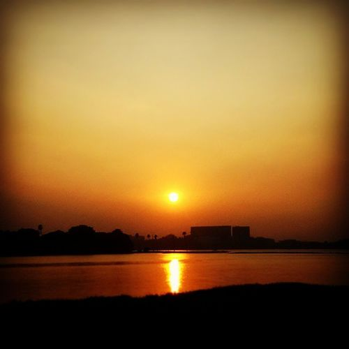One more... Sunset Lakeside IITisBeauty Photography InfiEnthu