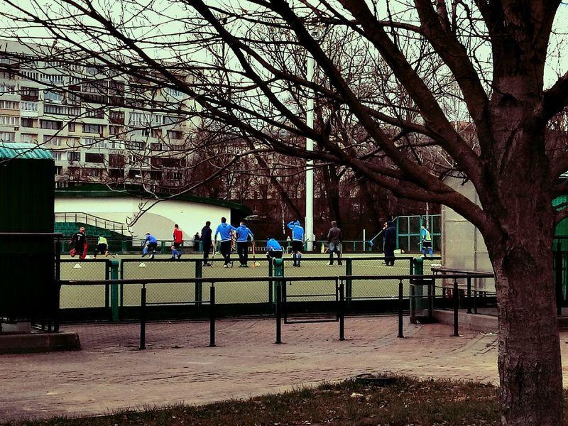 Time out 🚩 Minskcity  Minskagram People Day Hockey Field Hockey Game City EyeEm Selects EyeEmNewHere