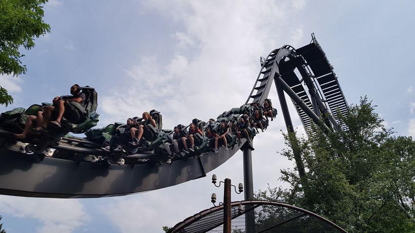 Adrenaline Adrenaline Gardaland Gardalandpark Rollercoaster Popular Music Concert Fan - Enthusiast