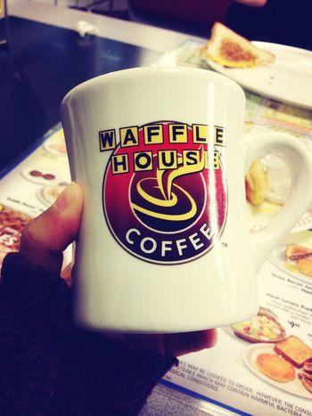 Yum! Waffle House