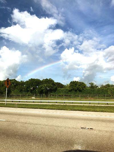 EyeEmNewHere rainbow, no people,