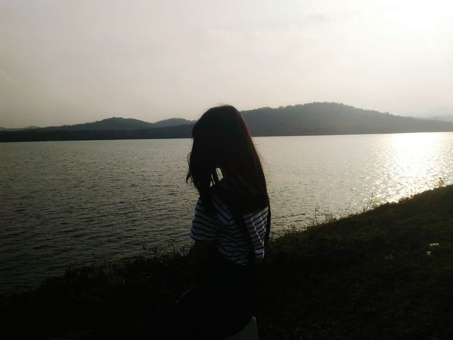 Water Lake Sky Nature