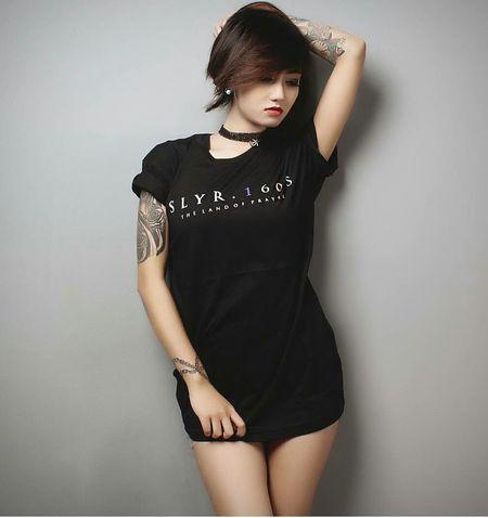 Childhood Human Body Part Adult Girls One Girl Only Tattooing Tattooedgirls