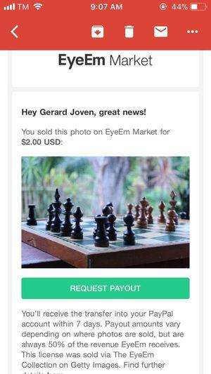 Eyeem sold thanks for buying 😘 Eyeemsold