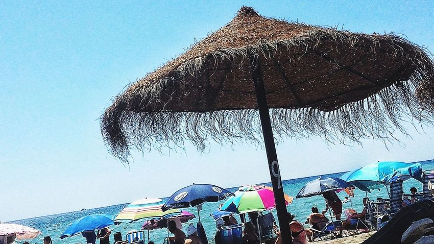Colour Of Life Beachphotography Beach Torre Del Mar Spain♥ Andalucía Karen Grace