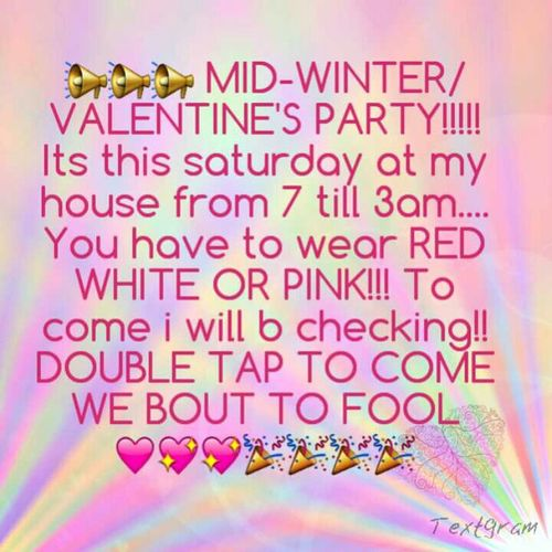 EVERYBODY BE THERE!!! LIKE FOR NUMBER ND INFOE