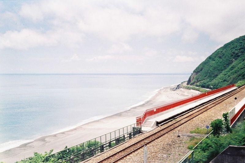 多良車站🚂 Train Sea Sky